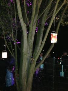 Lichterfest im Mikado
