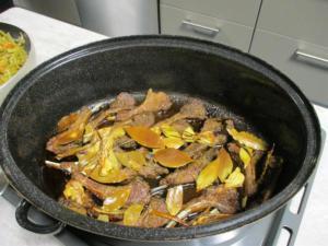Interkulturelles Kochen im Familienzentrum Mikado